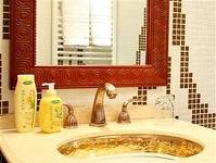 Akciós wellness hotel Hévízen - Hotel Amira fürdőszobája