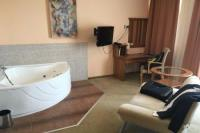 Jacuzzis hotelszoba Zalakaroson az Aphrodite szállodában