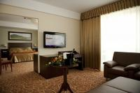 Hotel Atlantis szabad és szép romantikus hotel szobája Hajdúszoboszlón