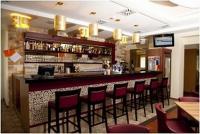 Atlantis wellness és gyógy szálloda kávézója Hajdúszoboszlón