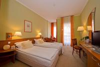 Aquarell Hotel**** Cegléd - elegáns kétágyas szoba