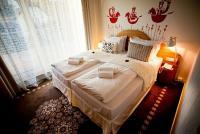 Bonvino Hotel magyaros design hotelszobája a Balatonfelvidéken félpanziós akciós áron
