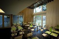 Bonvino Hotel reggelizője Badacsonyban svédasztalos kiszolgálással