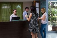 CE Plaza Hotel Siófok központjában a Balatonon akciós félpanziós ellátással