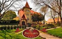 Fried Kastélyhotel Simontornya - kastélyszálló egy francia park szívében