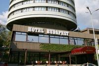 Hotel Budapest**** -  a körpanorámás körszálló Budán a Szilágyi Erzsébet Fasornál