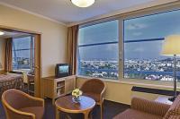 Kétágyas szoba a 4 csillagos Körszállóban - Budapest Hotel - Budapest