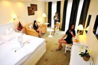 Calimbra Wellness Hotel 4* szép superior szobája Miskolctapolcán