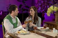 Romantikus és elegáns étterem a Hotel Caramell szállodában Bükfürdőn