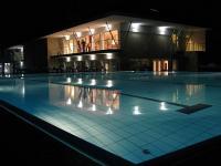 4* Szépia Bio Art Hotel Zsámbék kültéri úszómedence