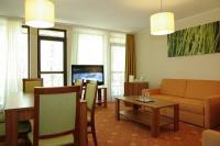 Wellness Hotel Gyula 4* superior szálloda apartmanja Gyulán