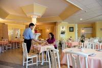 Hotel Kristály étterme Keszthelyen a Balatonnál