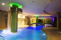 Wellnesscentrum a Vital Hotel Nautisban Gárdonyban a Velencei-tónál