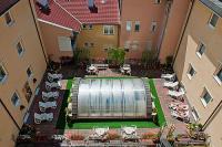 Luxus apartman Hotel Hévízen a Hotel Palace Palota Apartman szálloda
