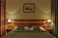 Palace Hotel szép és modern kétágyas szobája Hévizen