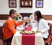 Bükfürdő  étterem a hotel Piroskában  Wellness hotel Piroska, Gyógyszálloda Bükfürdőn