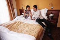 3 csillagos hotel Sarvar - szoba - hotel Viktória Sárváron