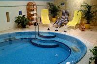 Jakuzzi a 3 csillagos Hotel Unicornis szállodában Egerben