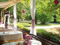 Park Hotel*** étterme Gyulán romantikus és elegáns környezetben magyaros ételkülönlegességekkel