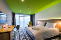 4* Hotel Park Inn akciós modern hotelszobája Zalakaroson