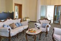 Residence Hotel elegáns és romantikus hotelszobája a Balatonnál