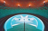 Saliris Wellness Hotel jacuzzija különleges visszhanggal Egerszalókon