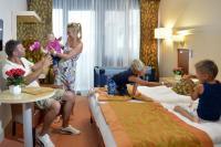 Hotel Sopron**** akciós szabad szobája félpanzióval csomagban