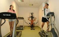 Szilvásváradi Szalajka Liget**** Wellness Hotel fitness terme