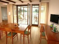 Szép családi apartman Tiszafüreden a Hotel Balneum szállodában
