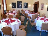 Unio Hotel étterme Budapesten a Nagykörút közelében