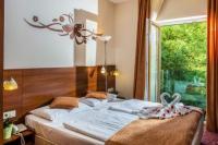 4* Patak Park Hotel akciós szép panorámás szobája