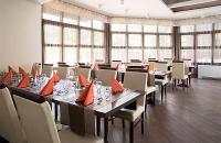 Rubin Wellness Hotel étterme Budán kiváló konyhával
